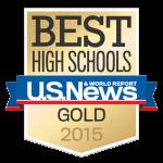 US News Gold Award - Best High Schools