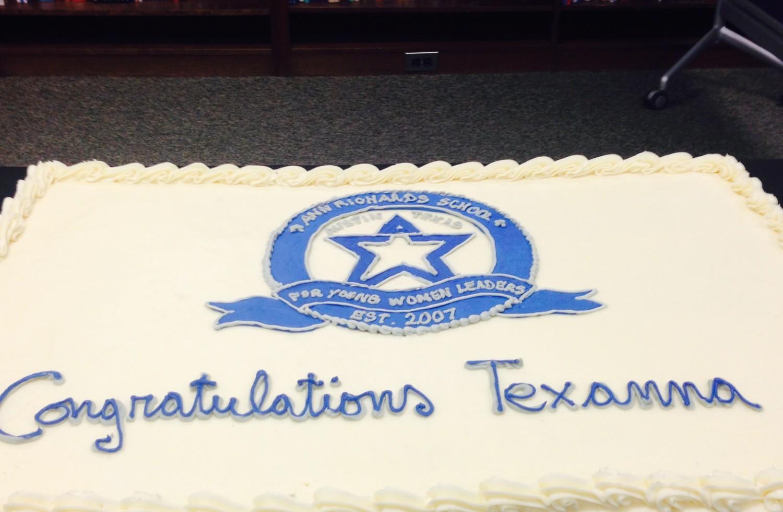 Texanna Retires (1)